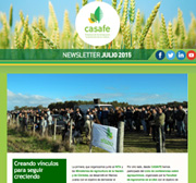 Newsletter Julio 2015