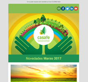 Newsletter Marzo 2017