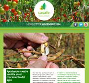 Newsletter Noviembre 2014