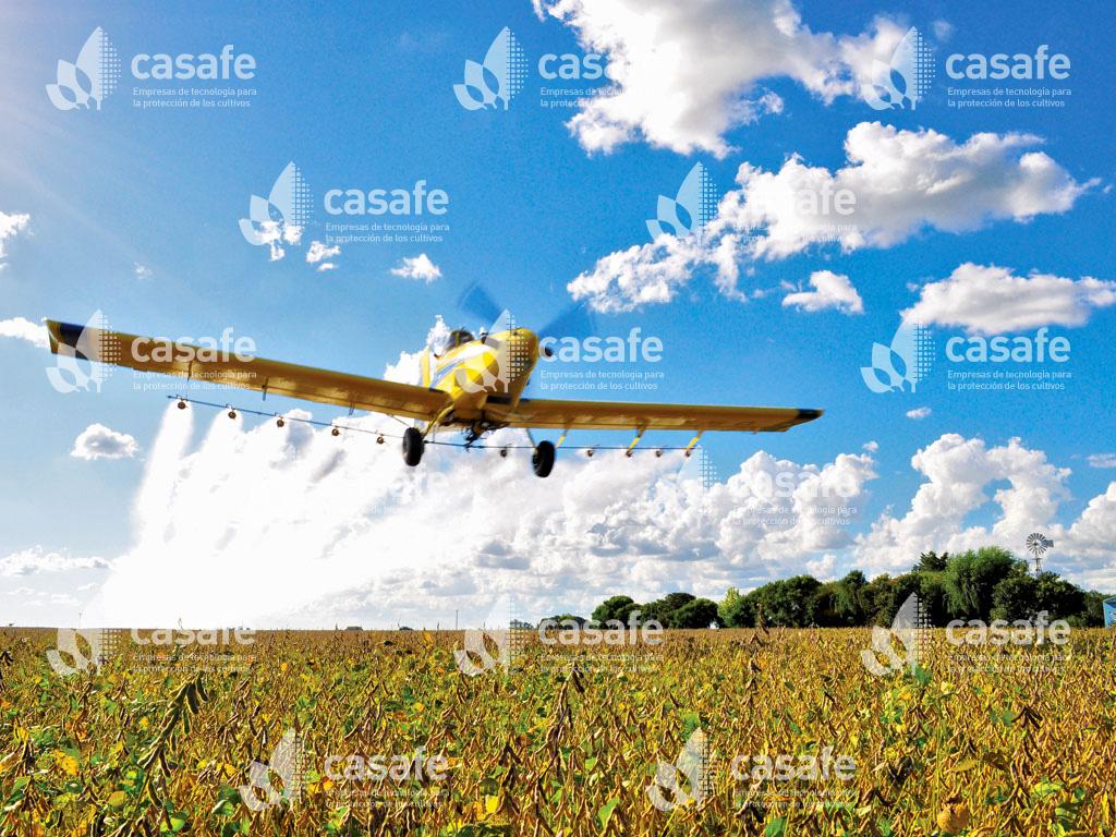 imagen-casafe-avion pulverizador de agroquimicos