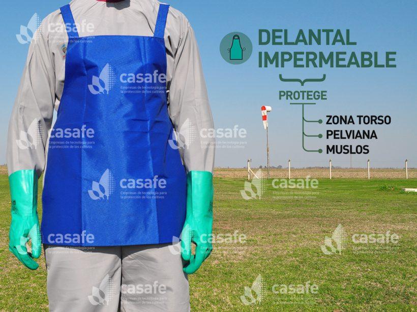 Equipo de Protección Personal // Delantal Impermeable