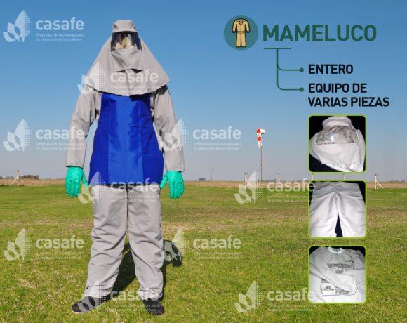 Equipo de Protección Personal // Mameluco