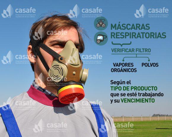 Equipo de Protección Personal // Máscaras Respiratorias