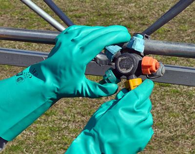 ¿Qué controlar en el funcionamiento de una pulverizadora?