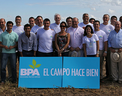 Red BPA en Expoagro 2016