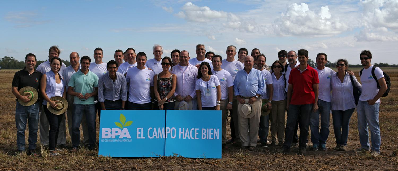Red BPA en Expoagro 2016
