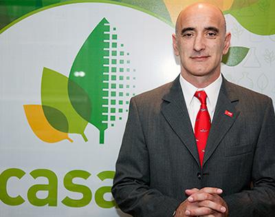 Gustavo Portis, nuevo presidente de Casafe