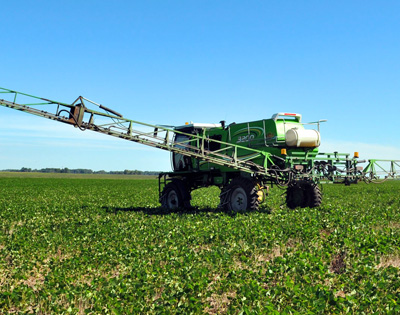 Prevenir derivas en las aplicaciones de productos fitosanitarios