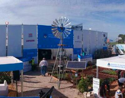 En un año histórico para Expoagro, CASAFE destacó el uso correcto de productos fitosanitarios