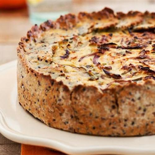 Masa para tarta o empanadas con semillas