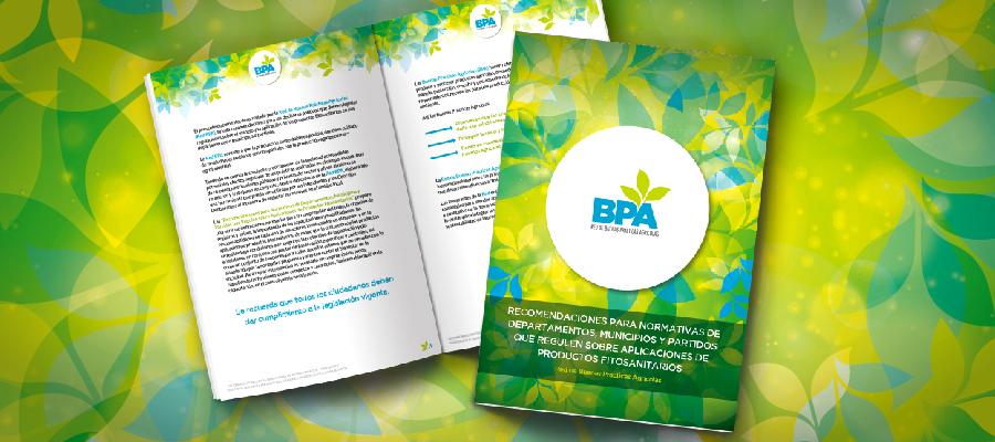 La Red BPA publicó recomendaciones para fijar normas de uso de fitosanitarios en áreas periurbanas