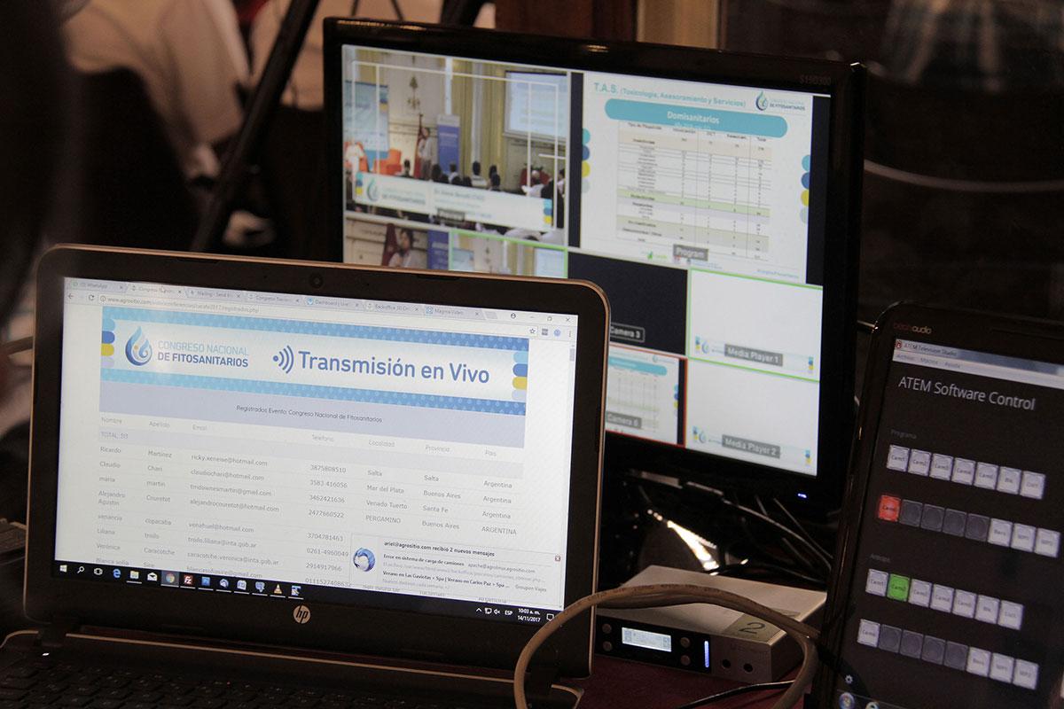 transmision en vivo congreso nacional de fitosanitarios