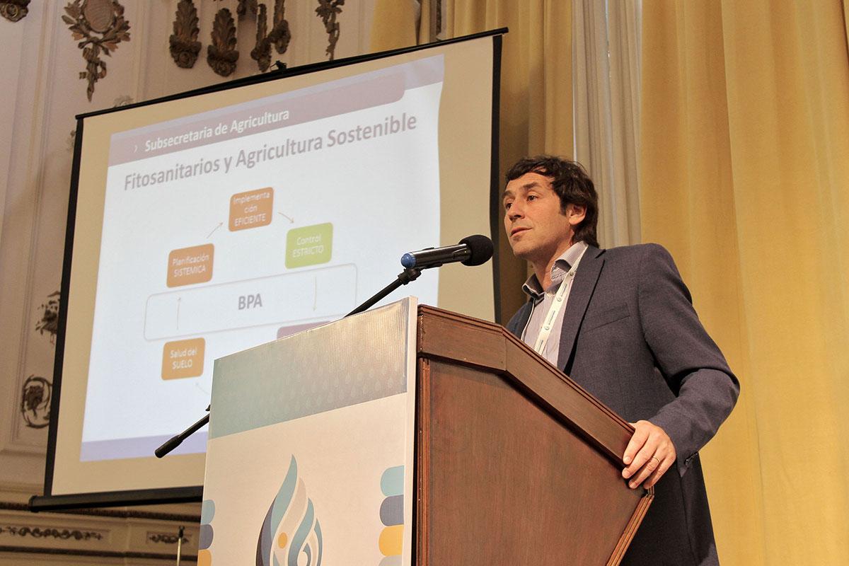 fitosanitarios y agricultura sustentable