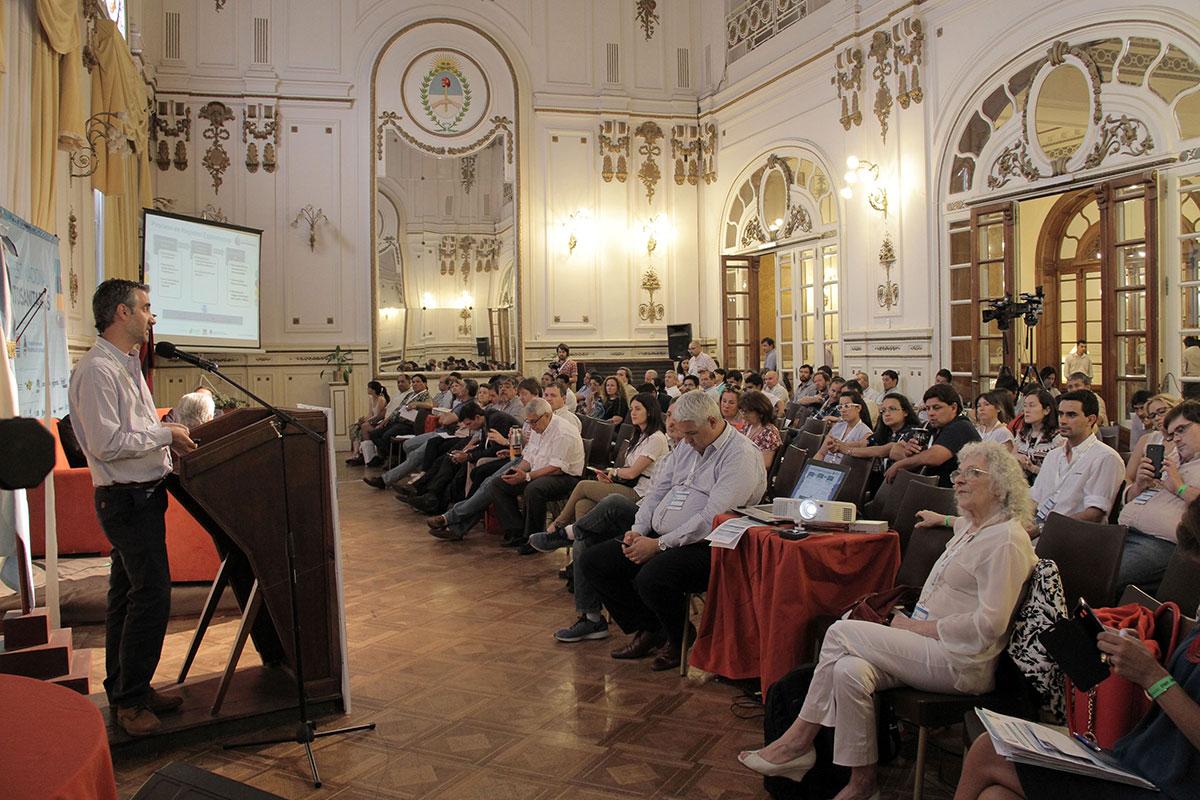 charla congreso nacional de fitosanitarios