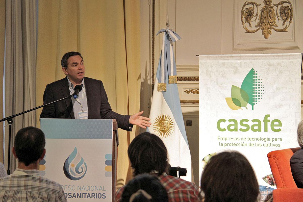 disertante congreso nacional de fitosanitarios