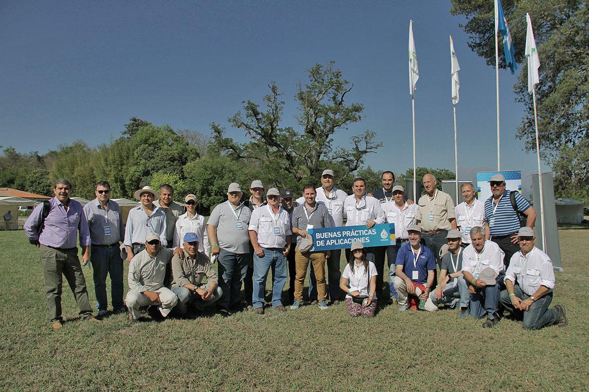 equipo organizador congreso nacional de fitosanitarios