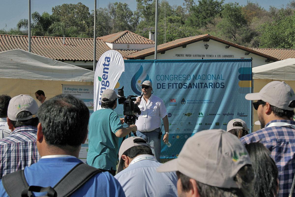 congreso nacional de fitosanitarios presenta estaciones