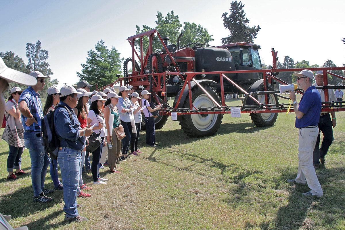 aplicaciones de agroquimicos tecnologia