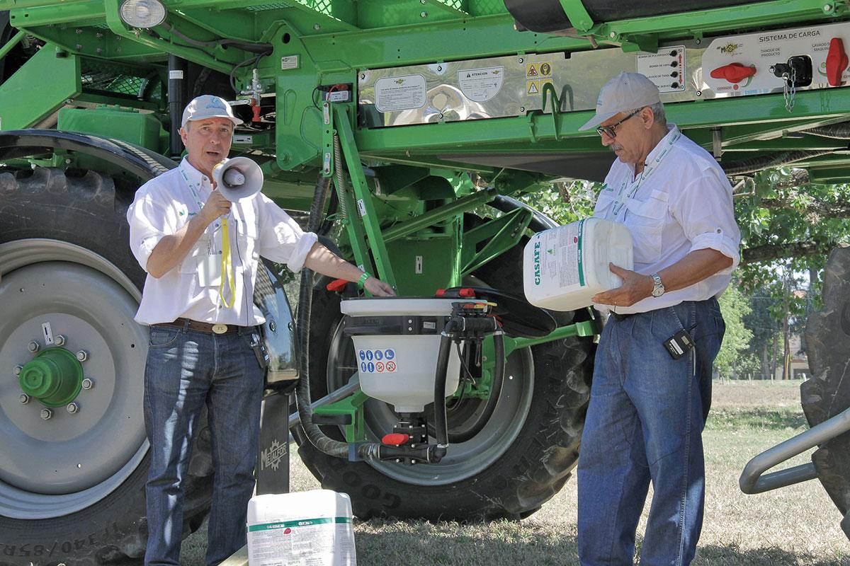 congreso nacional de fitosanitarios lavado de envases de agroquimicos