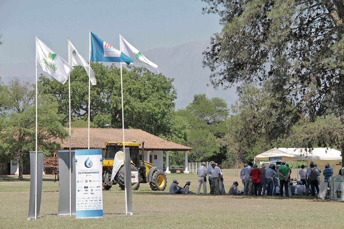 congreso nacional de fitosanitarios uso seguro de agroquimicos