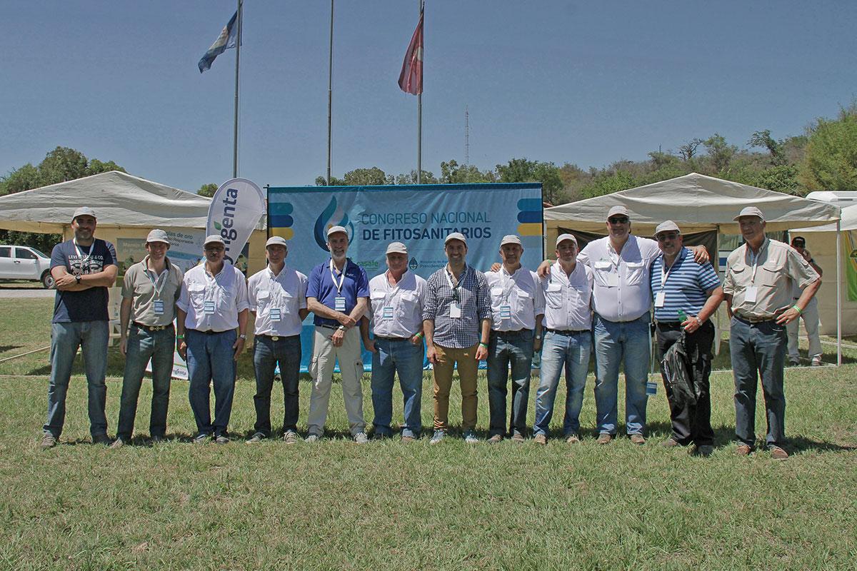 congreso nacional de fitosanitarios equipo