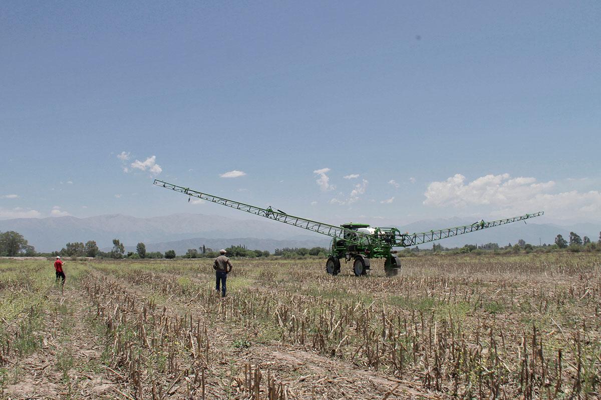 aplicacion agroquimicos y glifosato congreso nacional de fitosanitarios glifosato