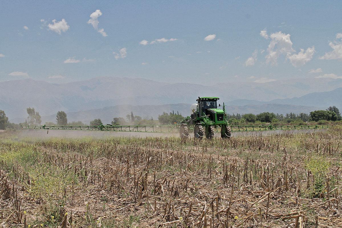 aplicacion de agroquimicos congreso nacional de fitosanitarios glifosato