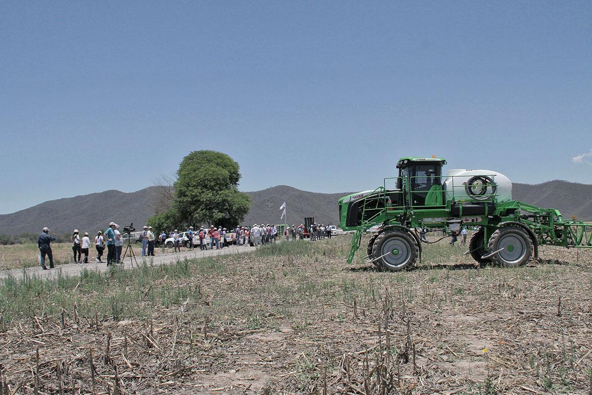 maquina aplicadora de agroquimicos