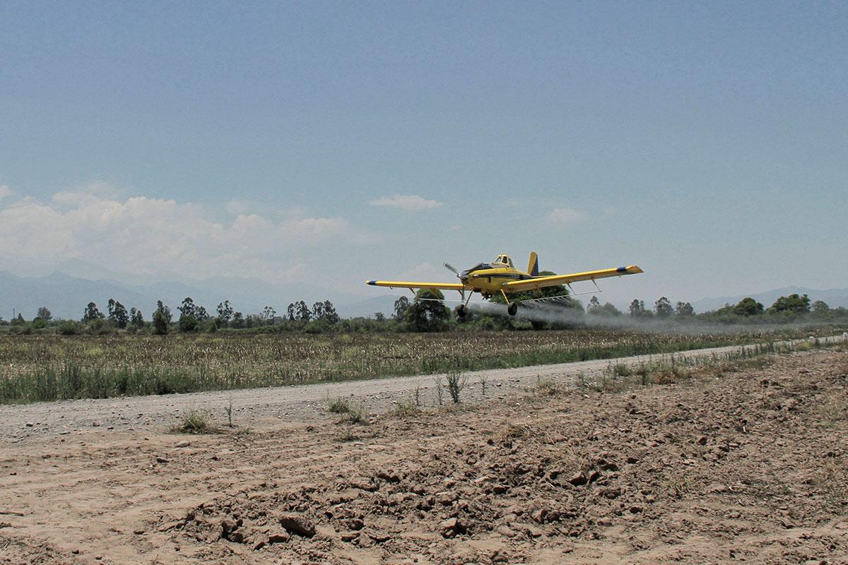 congreso nacional de fitosanitarios avion aplicador agroquimicos