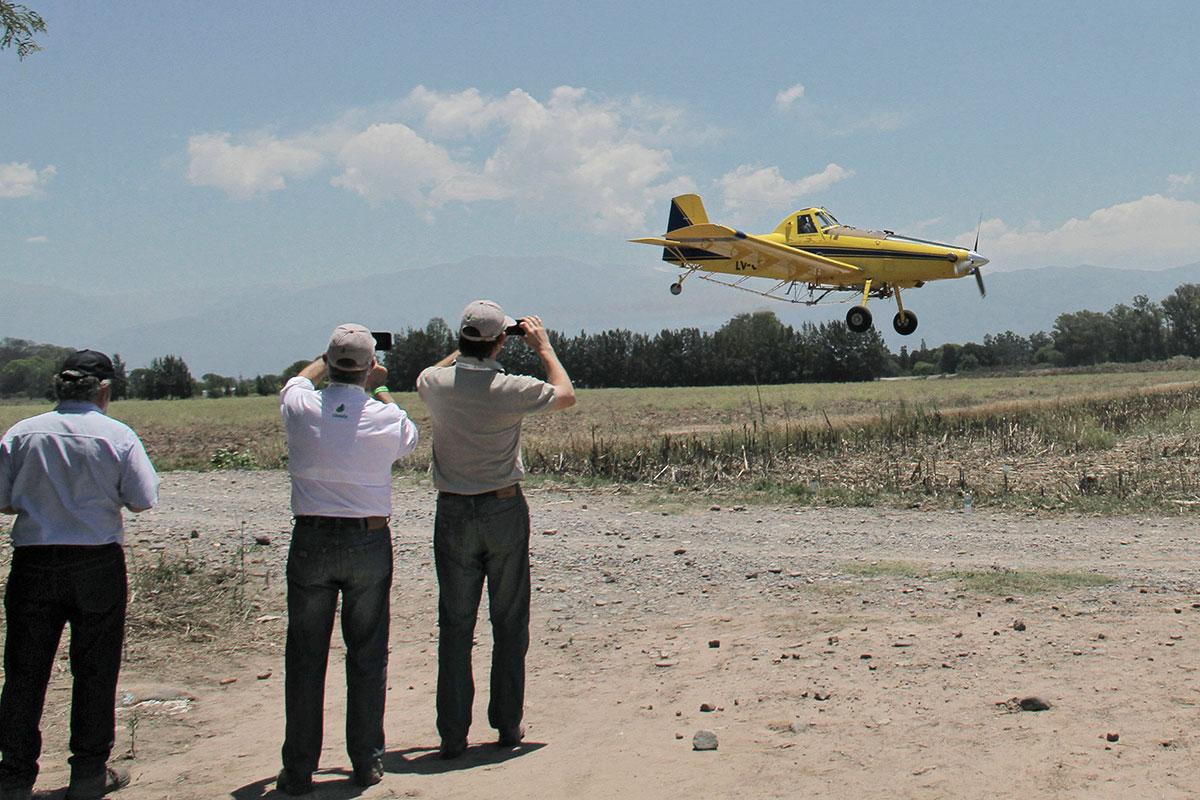 congreso nacional de fitosanitarios aplicacion aerea de agroquimicos glifosato