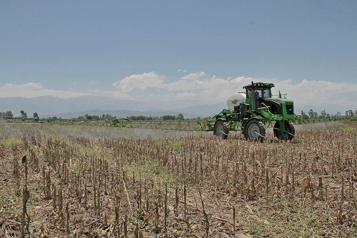 congreso nacional de fitosanitarios aplicacion terrestre de agroquimicos