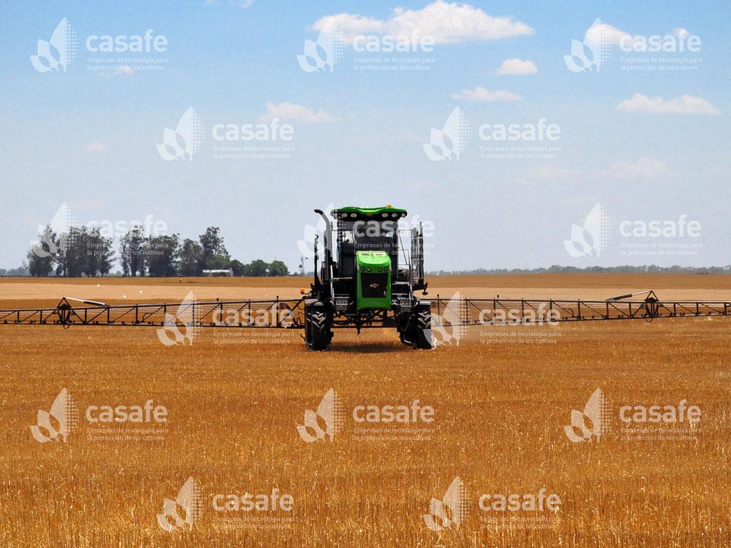 aplicacion terrestre de productos fitosanitarios glifosato