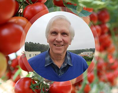 Me gusta ayudar a que el público esté seguro de las hortalizas que consume