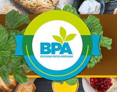 La RED BPA en Caminos y Sabores 2018: Pasión por lo que comemos, y por la producción sustentable