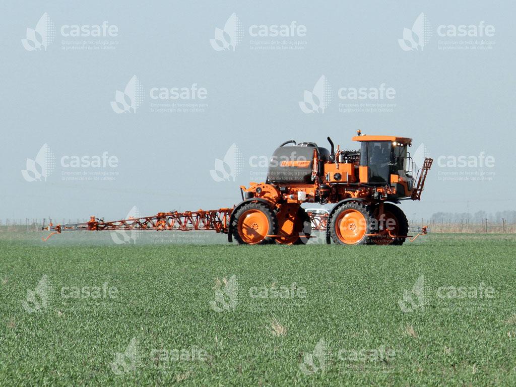 aplicación periurbana de agroquímicos