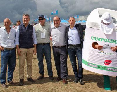 Casafe en Expoagro: innovar para concientizar