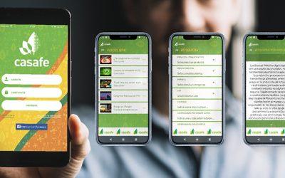 Nueva aplicación sobre la guía de productos fitosanitarios