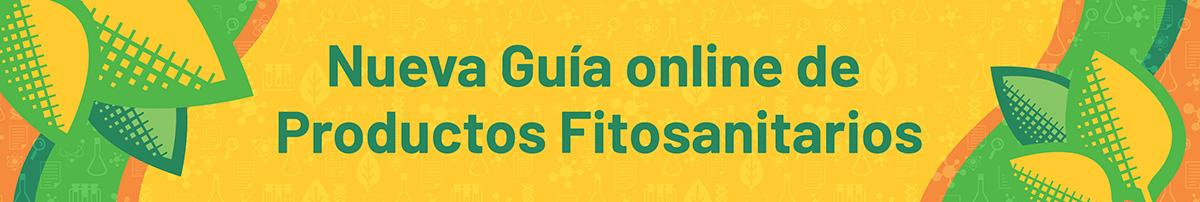encabezado nueva guía online de productos fitosanitarios de casafe