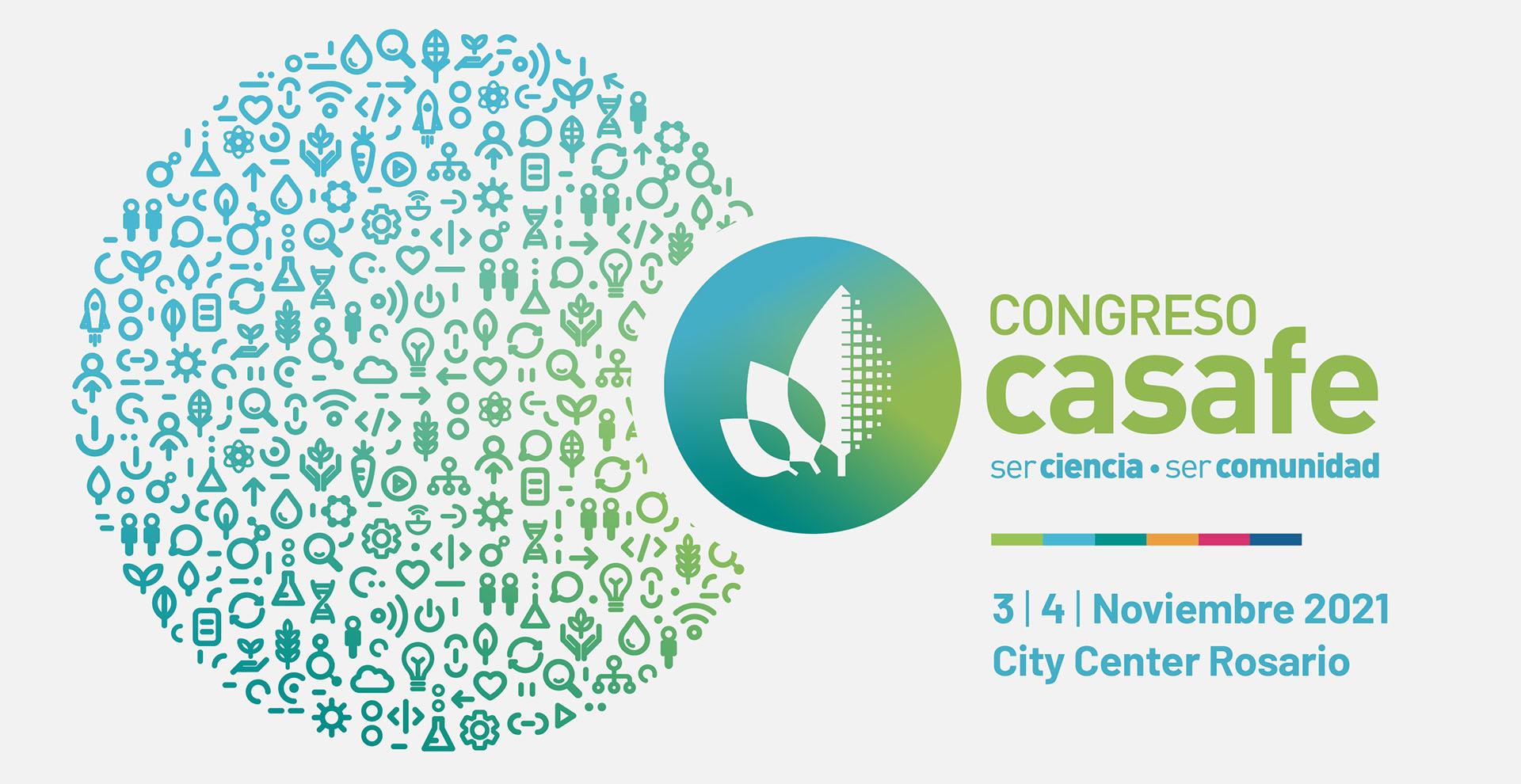 Congreso Casafe 2021 Ser Ciencia Ser Comunidad