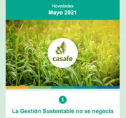 newsletter Casafe mayo 2021